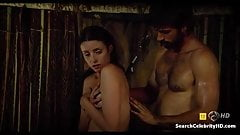 Ingrid Rubio desnuda y follando con Hugo Silva