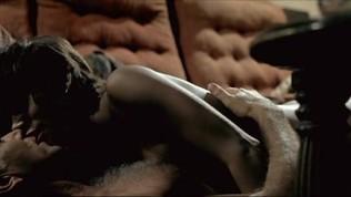 Halle Berry desnuda y follando en la película Monster 's Ball